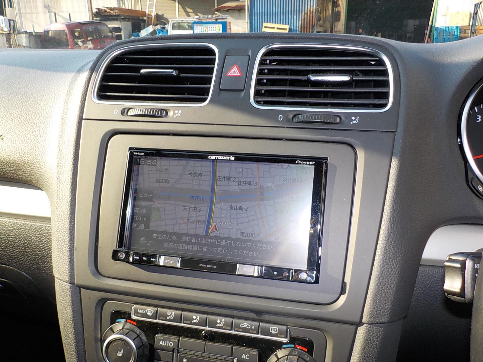 CX-5 ドライブレコーダー パーツ取り付け