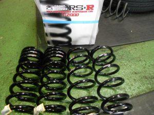 RS-Rハーフダウンサス