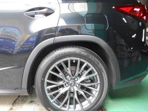 RX200t リア車高