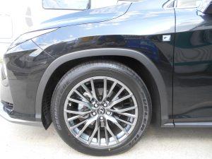 RX200t フロント車高