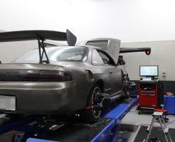 S14 四輪アライメント