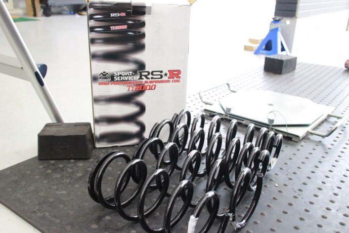RS-R ダウンサス