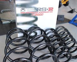 RS-Rダウンサス