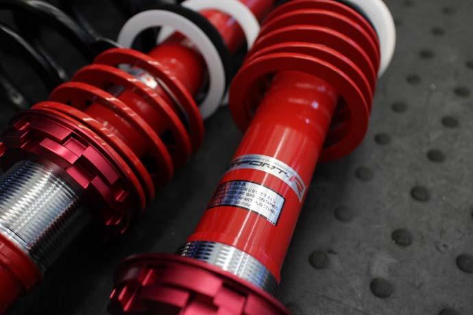 クラウン GWS204 車高調取り付け 四輪アライメント調整