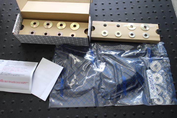 S660 リジカラ取り付け 四輪アライメント調整