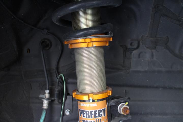 アルファード AGH30W 車高調整 四輪アライメント調整