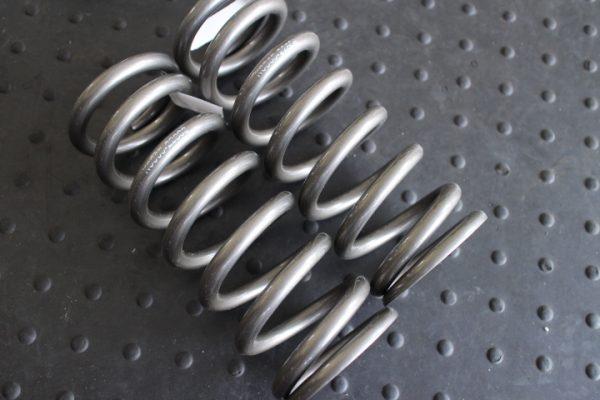 ロードスター ND5RC 車高調スプリング交換 四輪アライメント調整