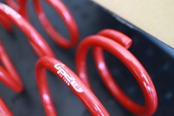 イグニス リフトアップスプリング交換 四輪アライメント調整
