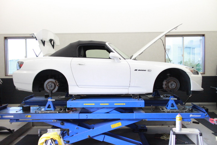 S2000 1G締め