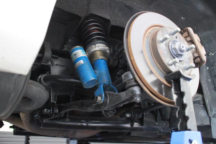 リア車高調S2000