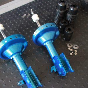 レヴォーグ VM4 ショック交換 四輪アライメント調整
