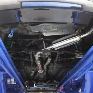 NA8C ロードスター マフラー交換