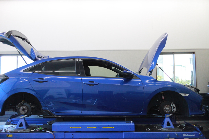 FK7 1G締め