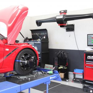 S660 フロント車高調整 1G締め 四輪アライメント調整