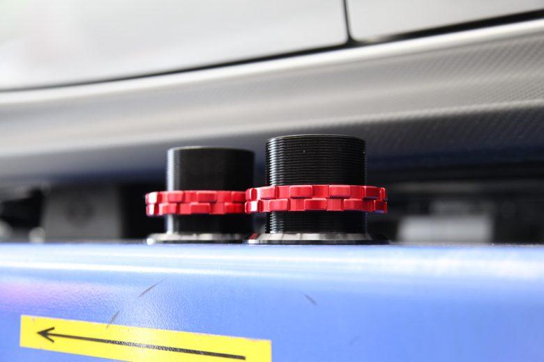 スイフト ZC33S 車高調整 1G締め 四輪アライメント