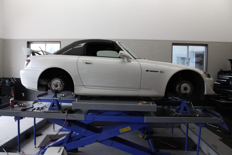 1G締め S2000