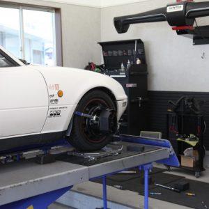 レクサス RX AGL25 ホイールバランス 四輪アライメント調整