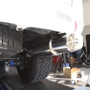 ワゴンRスティングレイ ホーン取り付け LEDウインカー
