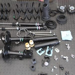 クレスタ GX71 四輪アライメント調整