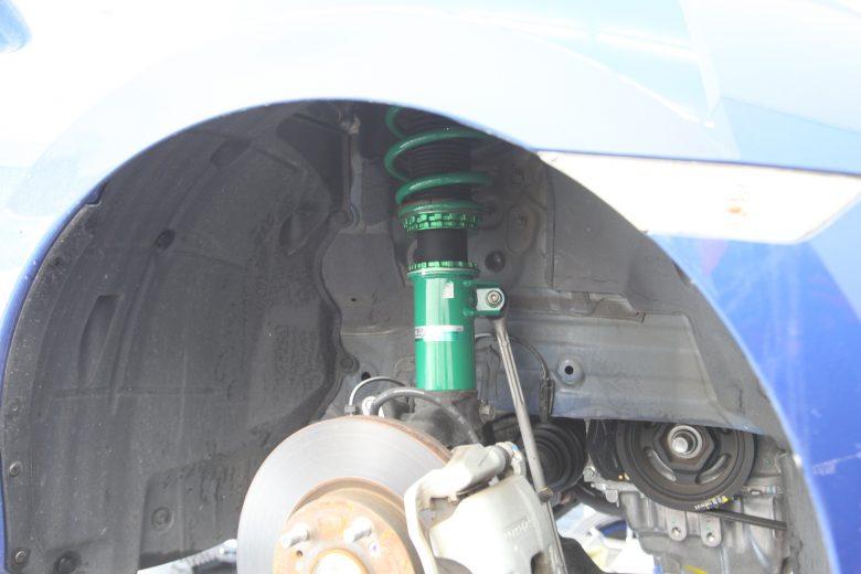 フロント車高調 FK7