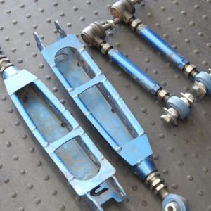 ヴェルファイア GGH30W HKS車高調取り付け 四輪アライメント調整