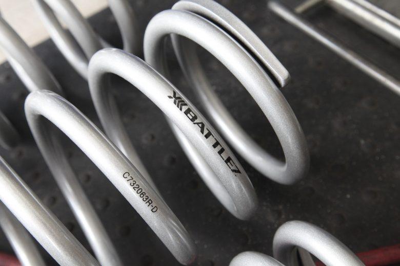 プラド TRJ150W JAOSアップスプリング取り付けと四輪アライメント調整