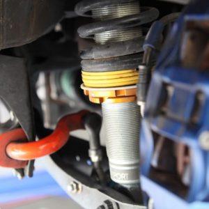 ノア ZRR80Wの1G締め直しと四輪アライメント