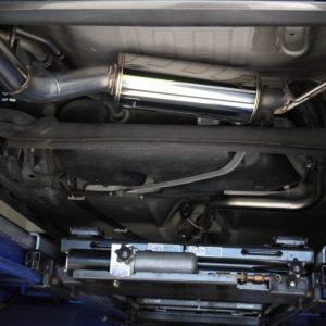 S2000 AP2 1G締め 四輪アライメント調整